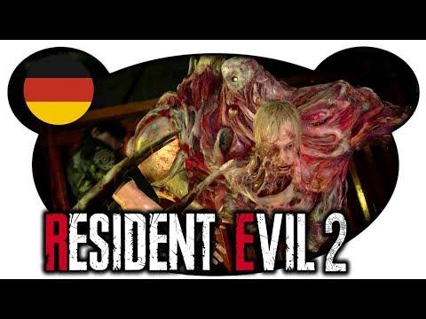 Die Rückkehr des Tyrants - Resident Evil 2 Remake Leon ???????? #14 (Horror Gameplay Deutsch)