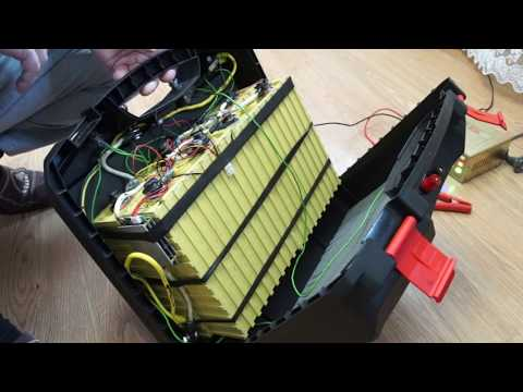 Тяговый аккумулятор хранение и зарядка аккумуляторов LiFePo4