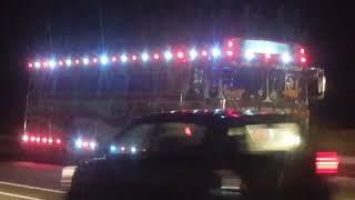 dhoom machale bus horn A&T shuttle