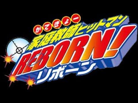 Katekyo Hitman Reborn! All Openings Full Version (1-8)