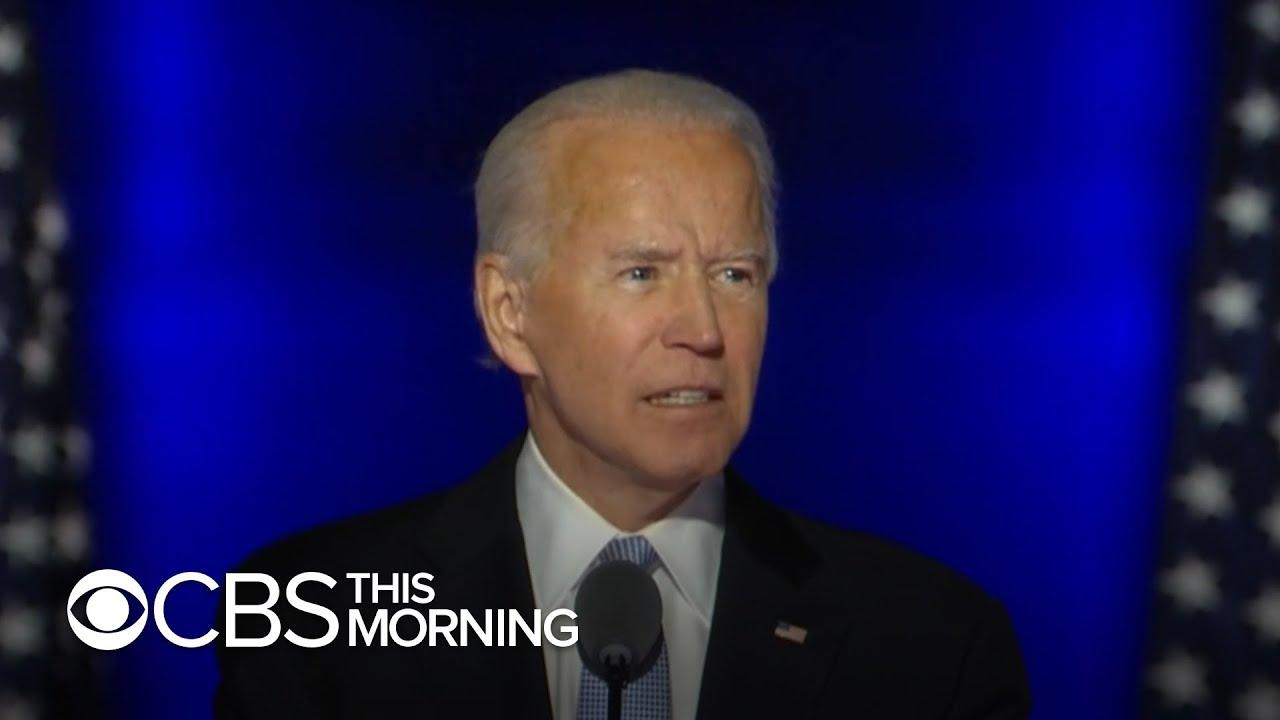 President-elect Joe Biden announces transition COVID-19 advisory board