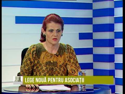 Lege noua pentru asociatii - Viata la bloc - 07.06