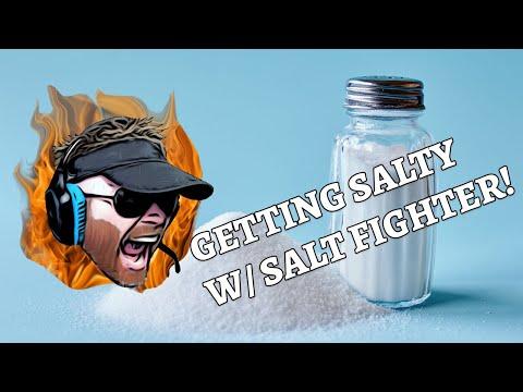 Street Fighter V: Stay Salty Friends (Best SFV Salt Compilation Yet)