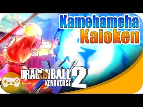 KAMEHAMEHA KAIOKEN COMO SE CONSIGUE? | DRAGON BALL XENOVERSE 2