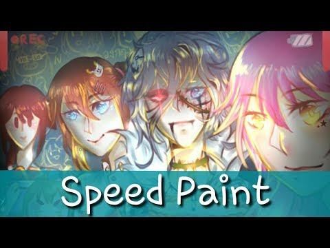 《Speed Paint》 ส่งกิจท่าน Detective Severe