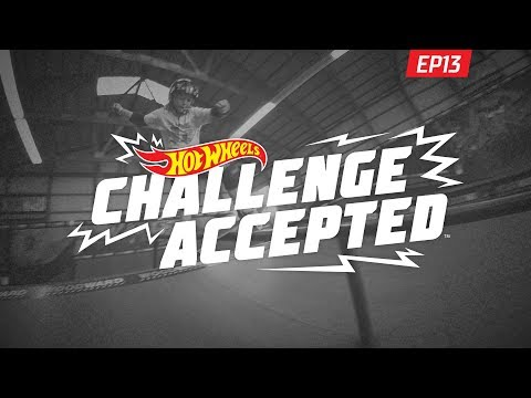 Boardslide The Long Rail - Hot Wheels Challenge Accepted