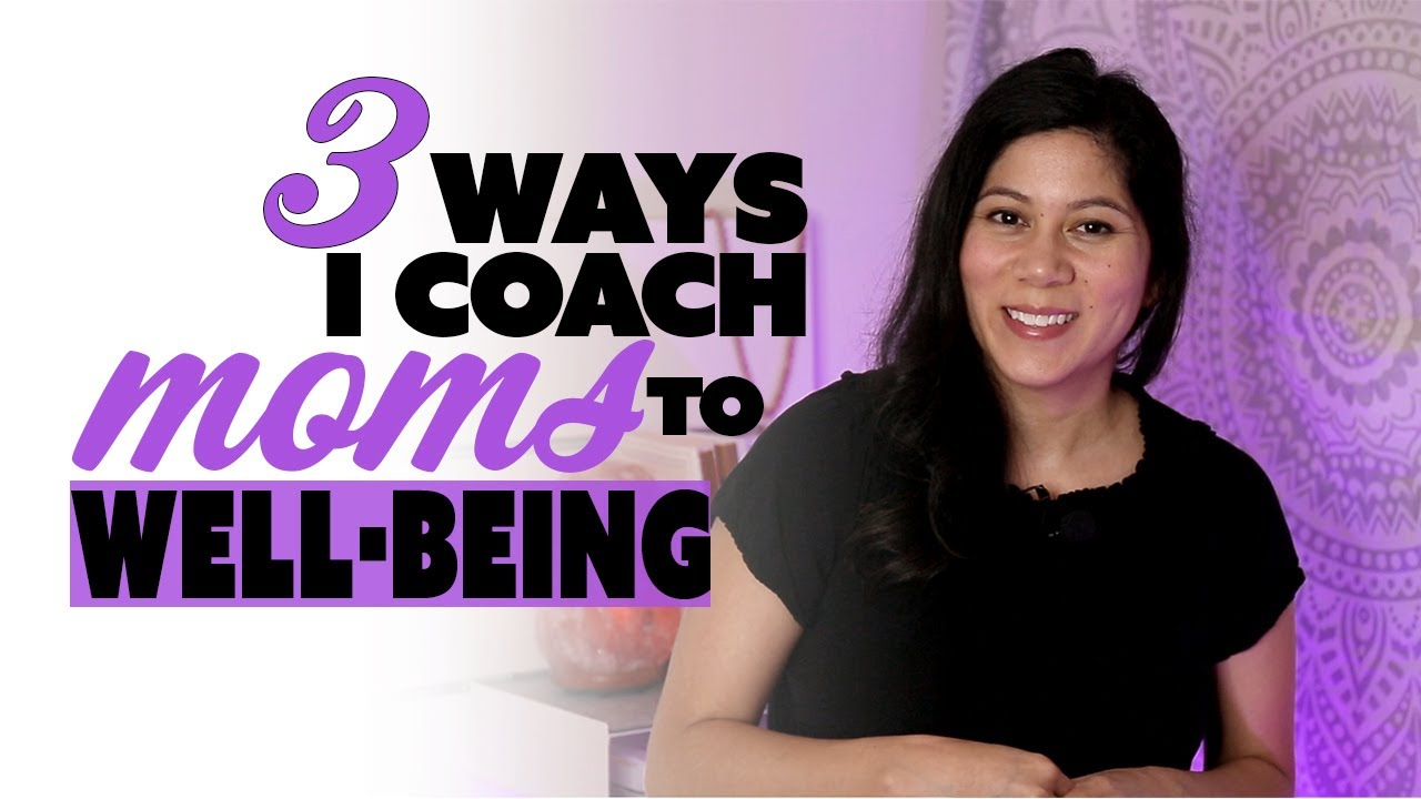 What I Do as a Health and Well-Being Coach