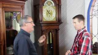 Suspension pendulaire pour horloges grand-père de plus haute qualité Allemagne
