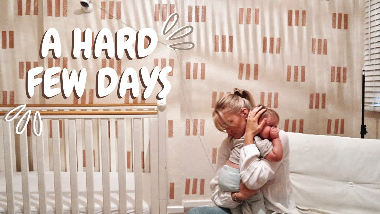 Download A COUPLE OF DAYS WITH US: Hard Day as a Mum, Baby Haul & Big News Coming Soon | HomeWithShan