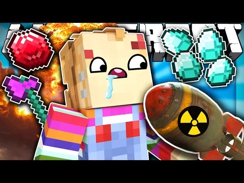 Thumbnail: If Minecraft was EXTREMELY STUPID