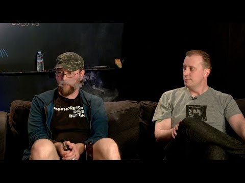 Nite One at E3 2017: Jens Matthies from Wolfenstein II: The New Colossus