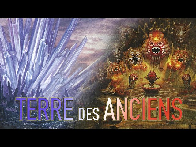 Making Of #25 - La Terre des Anciens