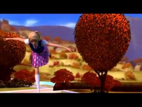Барби:академия принцесс песня - YouTube