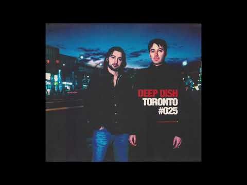 Deep Dish - Global Underground 025: Toronto CD1 (2003)