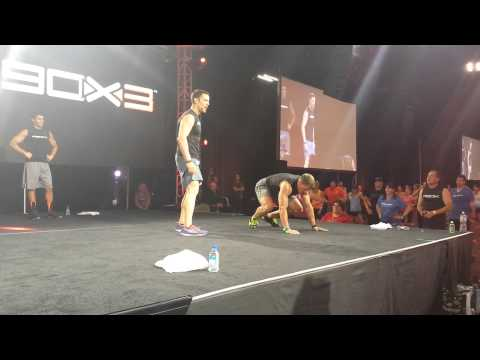 P90X 3 VIP Workout June 2014   Donkey Kicks and Do you best!