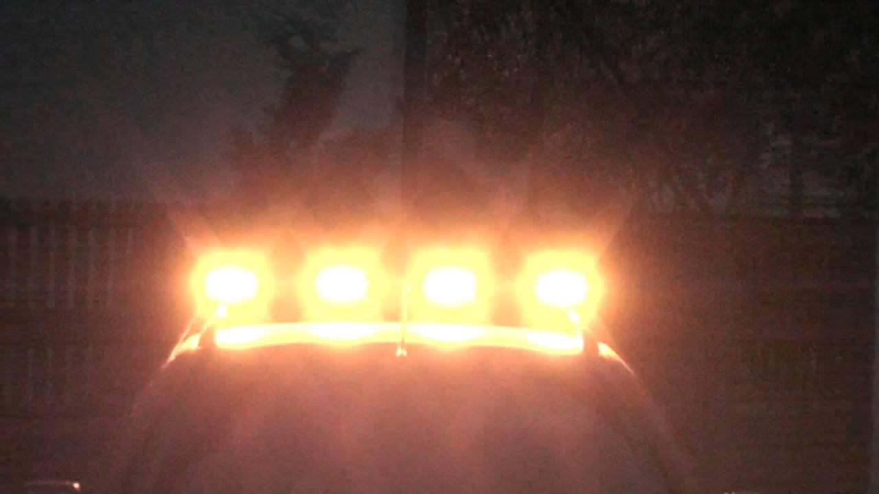 5bee65059ff972 LW0032-ALR NOC lampa strobo 6 led POMOC DROGOWA PILOT LAWETA światła  ostrzegawcze stroboskop