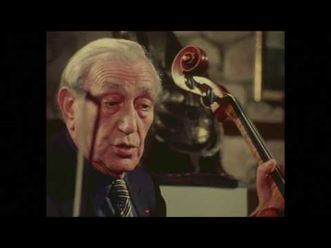 An Afternoon with Gregor Piatigorsky