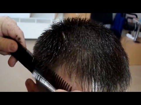 Уроки парикмахера для начинающих видео урок