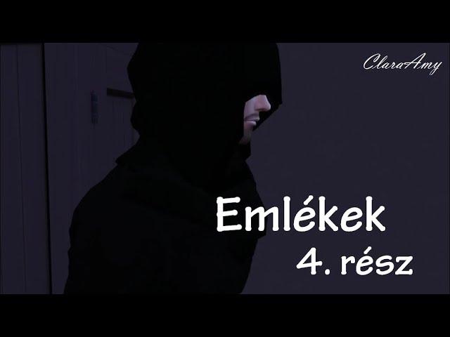 Emlékek 4. rész ( Sims 4 sorozat )