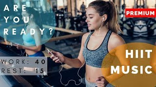 Are You Ready for HIIT MUSIC? New Track: HIIT 30/15 | 12 rounds