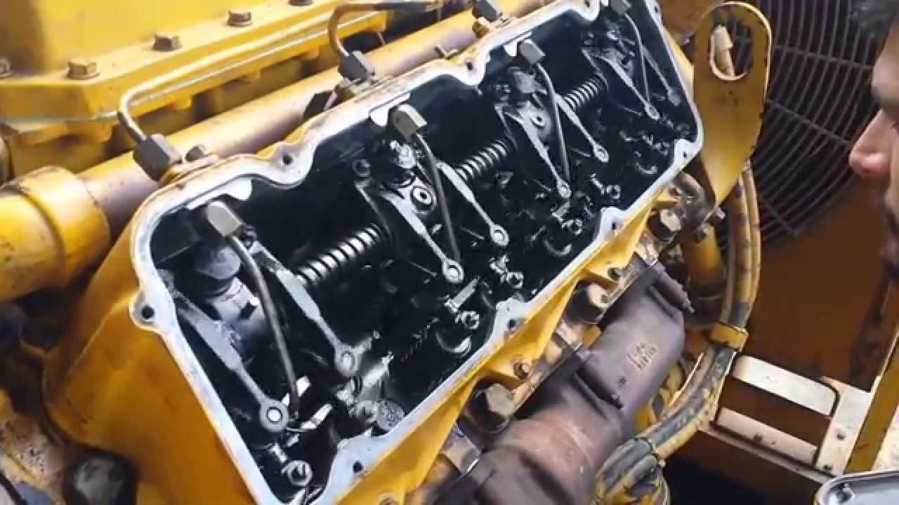 Ses Motor CAT 3408 450 KW v8 Caterpil Motor Rektefiye Ve Montajı ...