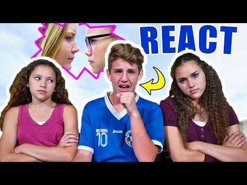 MattyBRaps Reacts: Nah Nah Nah (Haschak Sisters)
