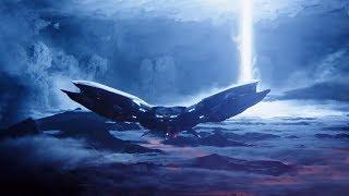 【穷电影】男子偷偷爬上神级文明的飞船,到达外星球后,被那的科技怔住