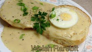 Welsh Rarebit Easy Thermochef Video Recipe Cheekyricho