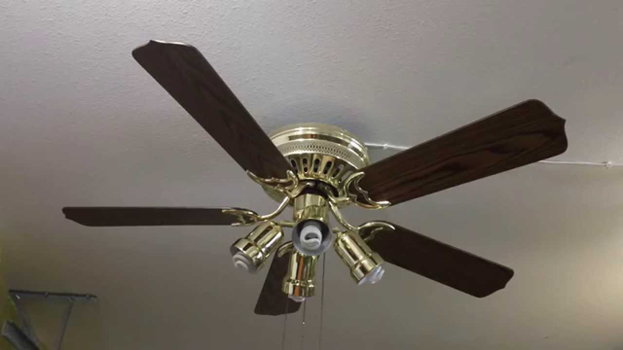 52 Quot Canarm Cf52h 5 Ceiling Fan Youtube