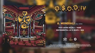 Satra B.E.N.Z. - MONDIALI feat. NANE (Audio)