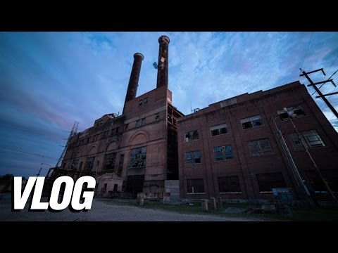 Checking out Abandoned Places in New Orleans - SE Expedition Vlog 2