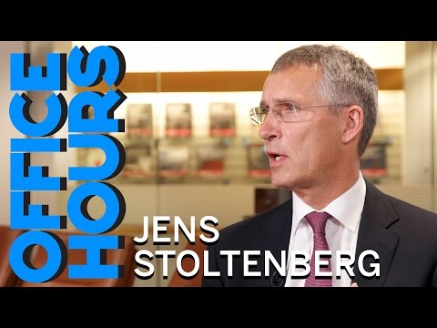 Jens Stoltenberg: What is NATO's Role Today?