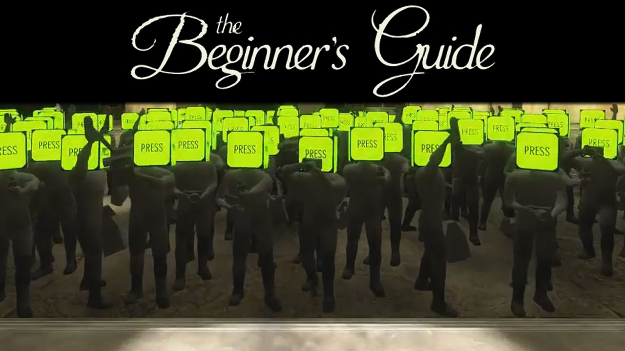 The Beginner's Guide FULL NO COMMENTARY WALKTHROUGH GAMEPLAY