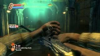 Bioshock Gameplay Part 27: Lot 192 (HD)