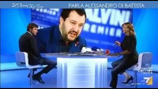 Alessandro Di Battista - L'aria che tira  (02 novembre 2017)