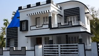 Athani, 5 cents plot and 1700 sq ft, contemporary house (SOLD)