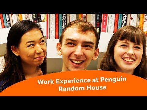 Publishing Work Experience at Penguin Random House UK