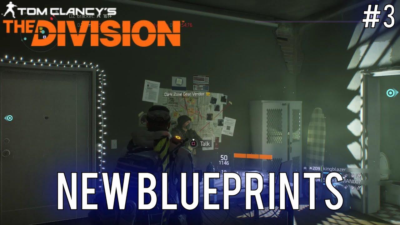 The division new blueprints weekly reset 3 dark zone the division new blueprints weekly reset 3 dark zone vendor stock youtube malvernweather Images