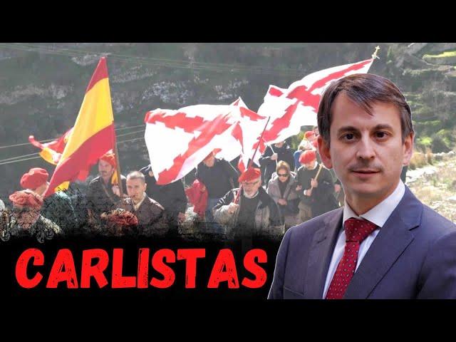 ¿Qué es el CARLISMO    Directo con D  Carlos Pérez  Roldán