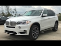 2017 BMW X5 xDrive35i Full REVIEW, Start Up, Exhaust