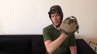 British Army Cold Weather Cap DPM/MTP Review [ENG]
