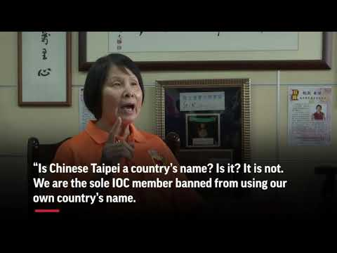 Olympic referendum: Shall it be 'Taiwan' or 'Chinese Taipei'