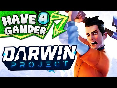 *NEW* FUN BATTLE ROYALE GAME - Darwin Project (Have A Gander)