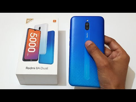 Redmi 8A Dual Unboxing and Quick Review - Dual Rear Cameras & Great Looks