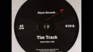 Tim Track - Panic Voice