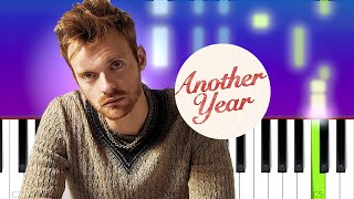 Download FINNEAS - Another Year  (Piano Tutorial)