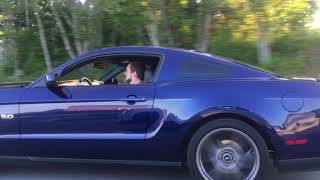 Car review of a 2013 mustang 5.0