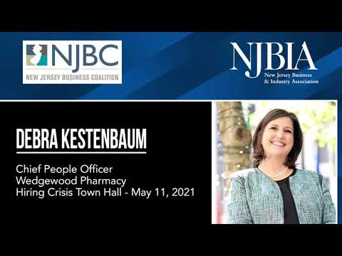 Kestenbaum at NJBC Town Hall: State Action Needed as Worker Pipeline Runs Dry