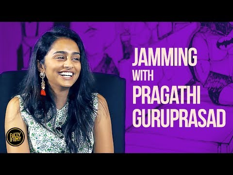 Jamming with Singer Pragathi Guruprasad | Fully Filmy