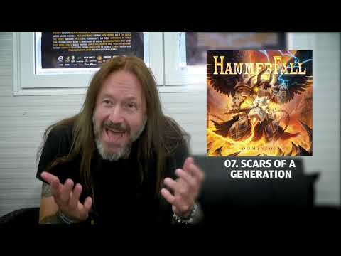HAMMERFALL - Scars Of A Generation (Dominion Track by Track) | Napalm Records